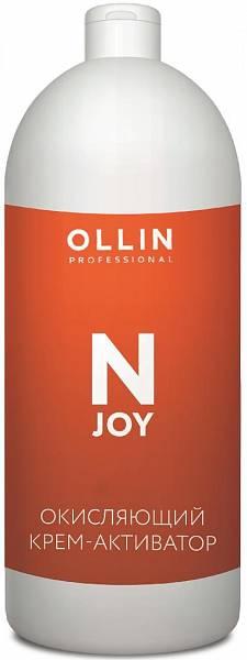 Ollin N-JOY Окисляющий крем-активатор