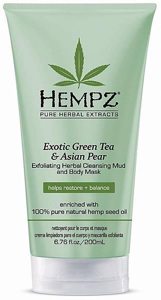 Hempz Маска-глина растительная отшелушивающая Exfoliating Cleansing Mud Mask