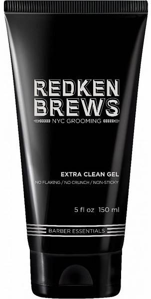 Redken Brews Гель Extra Clean
