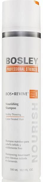 Bosley Revive Шампунь питательный для истонченных окрашенных волос
