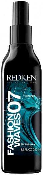 Redken Texture Спрей с эффектом текстурированных волн Fashion Waves 07
