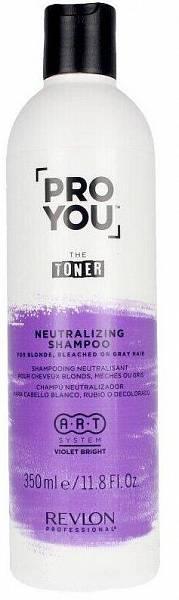 Revlon Pro You The Toner Шампунь для светлых или седых волос