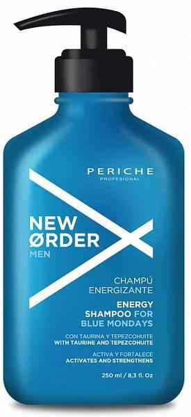 Periche New Order Восстанавливающий шампунь Energy Shampoo