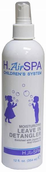 H.AirSPA Children's System Кондиционер с маслом чайного дерева для расчесывания