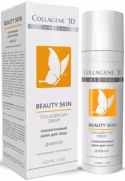 Medical Collagen 3D Beauty Skin Крем для лица дневной