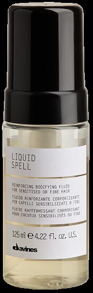 Davines Уплотняющий флюид для объёма волос Liquid Spell