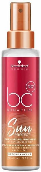 Schwarzkopf BC Sun Protect Солнцезащитный спрей для волос