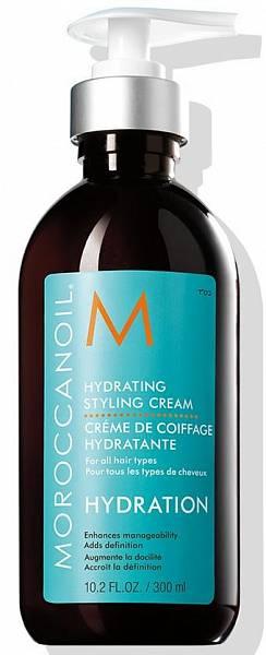 Moroccanoil Увлажняющий крем для укладки волос Hydrating Styling Cream
