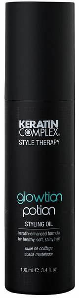 Keratin Complex Эликсир для укладки волос Glowtion Potion Styling Oil