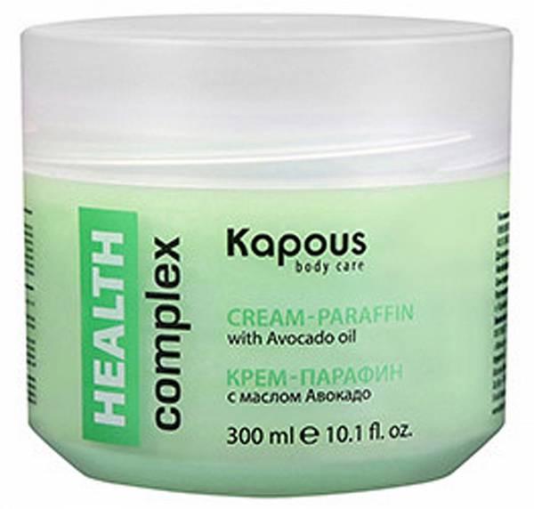 Kapous Body Care Крем-парафин с маслом Авокадо Health complex