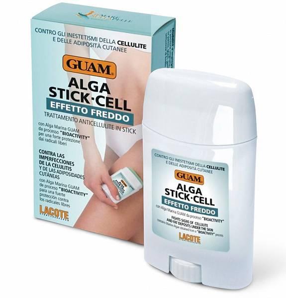 Guam Антицеллюлитный стик с охлаждающим эффектом Alga Stick