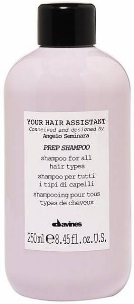 Davines Your Hair Assistant Универсальный шампунь для подготовки волос к укладке для всех типов волос