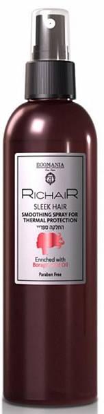 Egomania Richair Спрей термозащита для гладкости и блеска волос