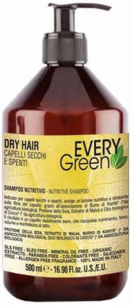 Dikson Everygreen Шампунь для сухих волос