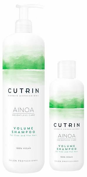 Cutrin AINOA Шампунь для объема Volume