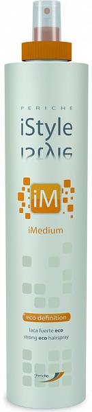 Periche iStyle iMedium Лак для волос без газа сильной фиксации Eco Definition