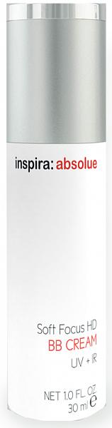 inspira absolue BB-крем выравнивающий цвет кожи с солнцезащитным эффектом Cream HD Soft Focus