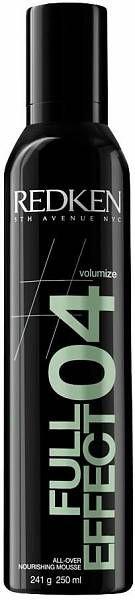 Redken Volume Увлажняющий мусс-объем для волос Full Effect 04