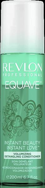 Revlon EQUAVE Несмываемый 2-х фазный спрей кондиционер для объёма тонких волос