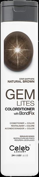 Celeb Gem Lites Кондиционер тонирующий цвет Звёздный сапфир