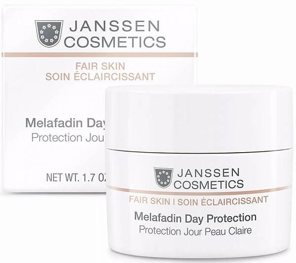 Janssen Fair Skin Осветляющий дневной крем SPF 20 Brightening Day Protection