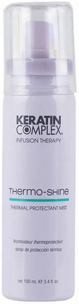 Keratin Complex Спрей термозащитный с блеском Thermo Shine