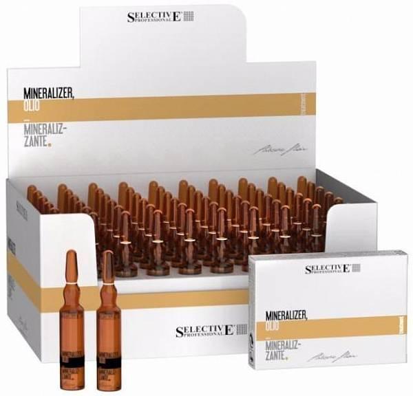 Selective Artistic Flair Минеральное масло (лосьон в ампулах) Mineralizer