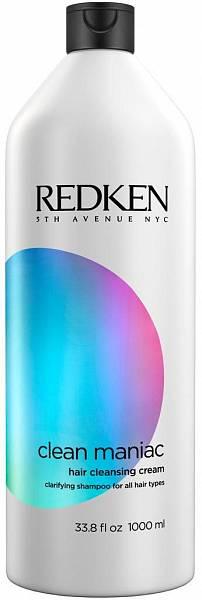 Redken Clean Maniac Технический шампунь