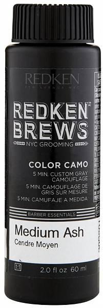 Redken Brews Камуфляж седины Color Camo