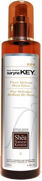 Saryna Key Damage Repair Спрей для блеска с Африканским маслом Ши
