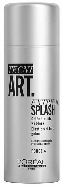 Loreal TecniArt Эластик-гель с эффектом мокрых волос Extreme Splash