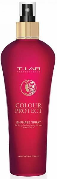T-Lab Colour Protect Двухфазный спрей для цвета волос