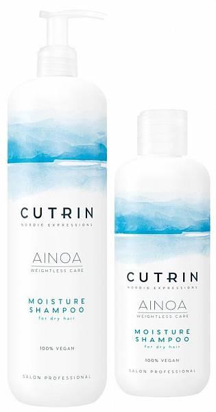 Cutrin AINOA Шампунь для увлажнения Moisture