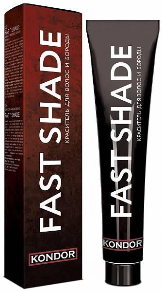 Kondor Краситель для волос и бороды Fast Shade