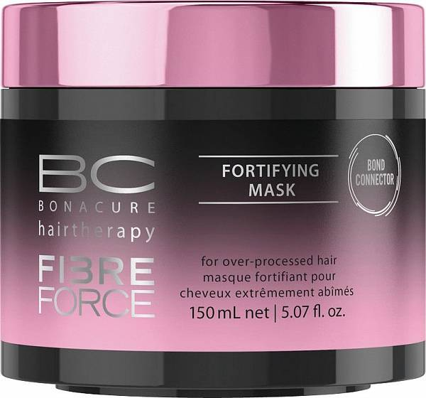 Schwarzkopf BC FibreForce Маска укрепляющая Fortifying Mask