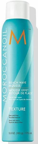 Moroccanoil Мусс для пляжных локонов Beach Wave Mousse