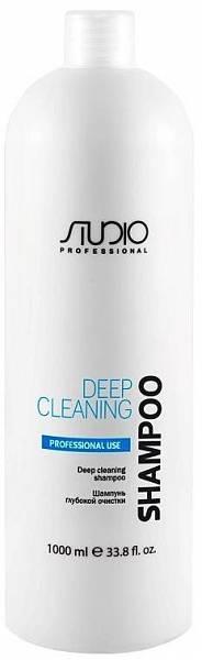 Kapous Studio Caring Line Шампунь глубокой очистки для всех типов волос линии