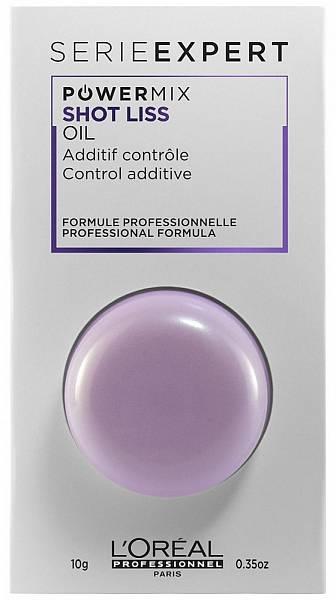 Loreal Professional Liss Unlimited Концентрат для гладкости волос PowerMix Shot