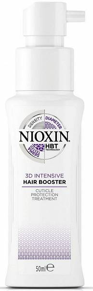 Nioxin Treatment Усилитель роста волос Hair Booster