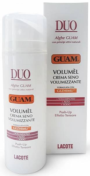 Guam Крем для увеличения груди Duo