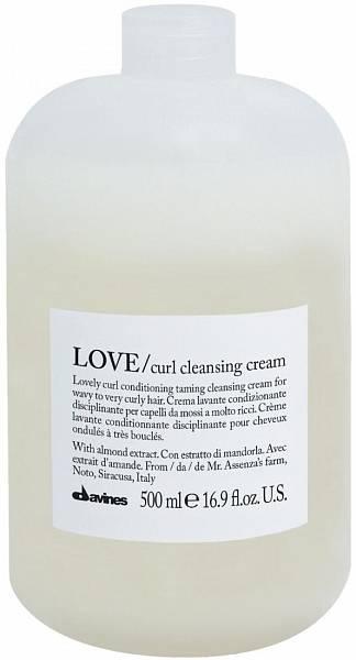 Davines Essential Очищающая пенка для усиления завитка LOVE CURL