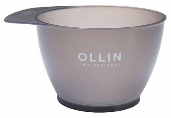 Миска для окрашивания с прорезиненным дном Ollin Professional