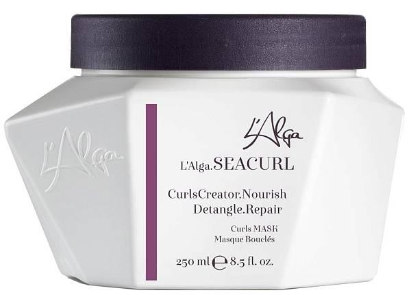 L′Alga Маска увлажняющая для вьющихся волос SEACURL Curls Mask