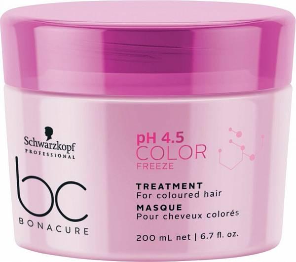 Schwarzkopf BC pH 4.5 Color Freeze Маска для окрашенных волос