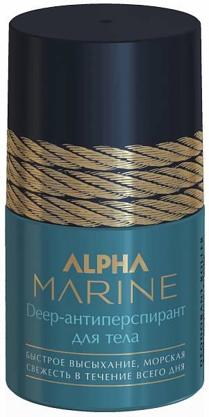 Estel Alpha Marine Deep - антиперспирант для тела