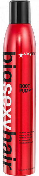 Sexy Hair BIG Мусс - спрей для объёма Root Pump
