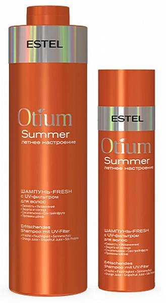 Otium Summer Шампунь-fresh c UV-фильтром для волос