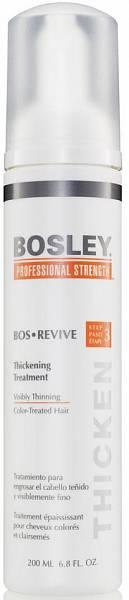 Уход увеличивающий густоту истонченных окрашенных волос Bosley Revive