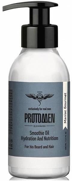 Protokeratin ProtoMen Масло-смузи увлажнение и питание