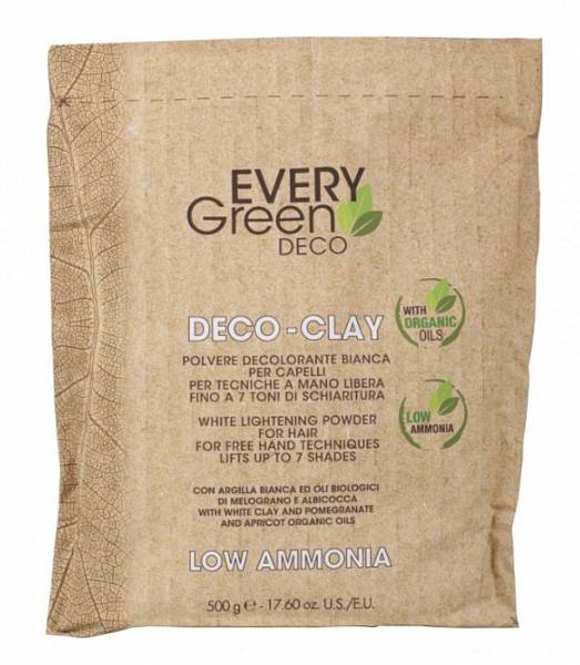 Dikson Everygreen Осветляющая крем-пудра для волос